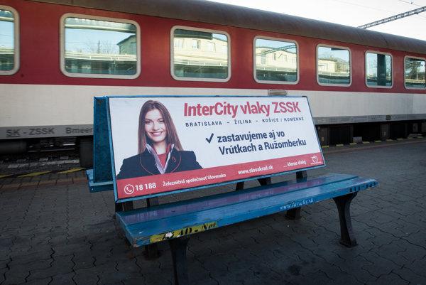 Štátne IC vlaky budú chodiť od 11. decembra.