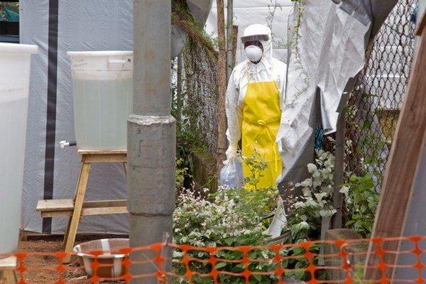 Humanitárna pomoc smerovala aj do krajín postihnutých ebolou.