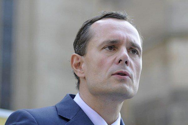 Líder siete Radoslav Procházka.