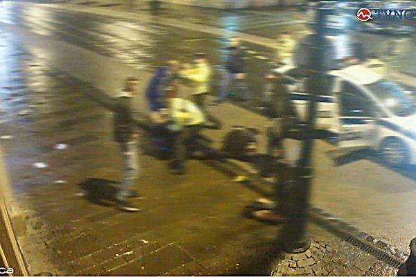Záver incidentu. Ukončila ho polícia.