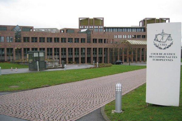 Súdny dvor v Luxemburgu.