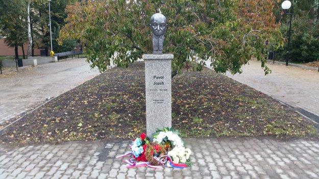 Busta Pavla Jozefiho.