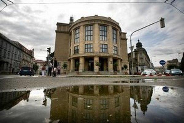 Univerzita Komenského.