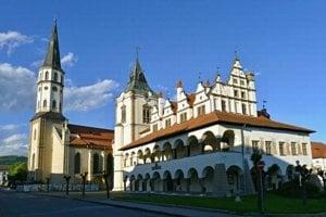Aj Levoča vypočula Richterov odkaz z Prešova.