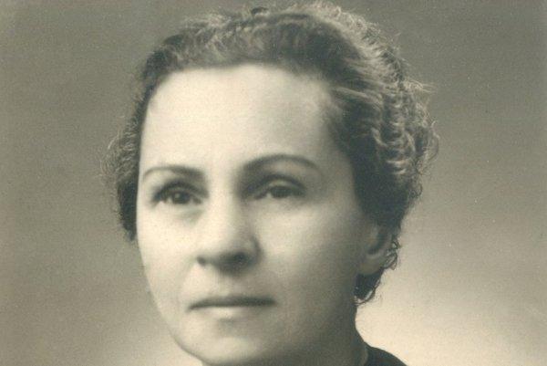 Helena Anna Turcerová - Devečková