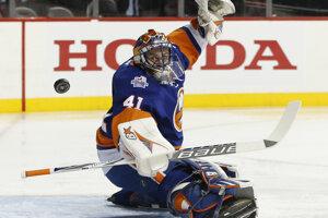 Jaroslav Halák by mal v novej sezóne patriť k oporám New Yorku Islanders.