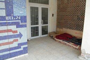 Ľudí bez domova historicky prvýkrát sčítajú v novembri