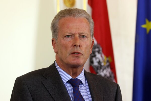 Reinhold Mitterlehner.