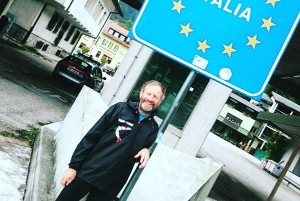 Štvrtý štát. Na Taliansko sa Peter Gombita mimoriadne tešil.