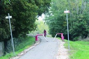 Najviac cyklotrás majú v Seredi.