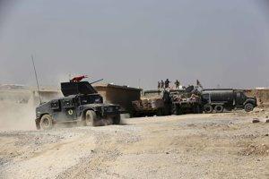Vojna o Mosul.