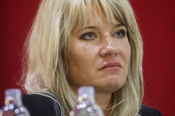 Eva Fulcová volila v prvom kole volieb šéfa Najvyššieho súdu Štefana Harabina. V druhom nehlasovala.