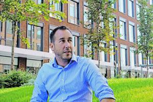 Martin Holák, generálny riaditeľ SBA