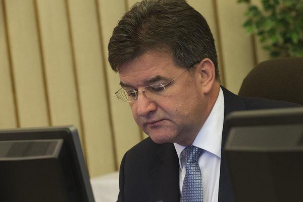 Na snímke minister zahraničných vecí a európskych záležitostí SR Miroslav Lajčák.