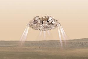 Rádioteleskopy zatiaľ neobdržali signál o úspešnom pristáti modulu Schiaparelli.
