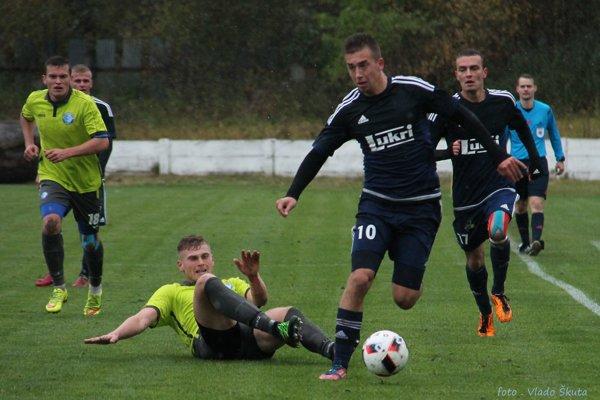 Hradočania si v pohárovej súťaži zahrali s Tatranom