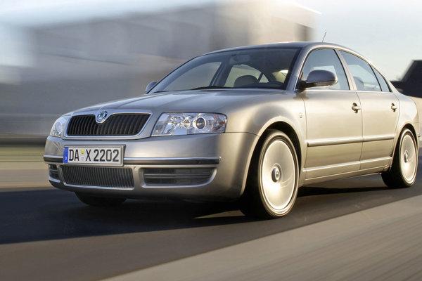 Škoda Superb (1. generácia)