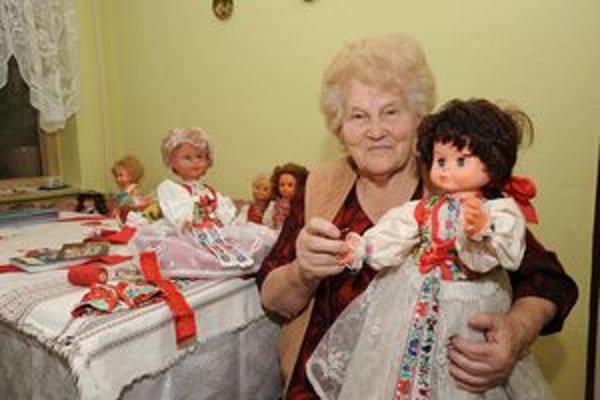 Anna Kohútová miluje nemecké tradície.