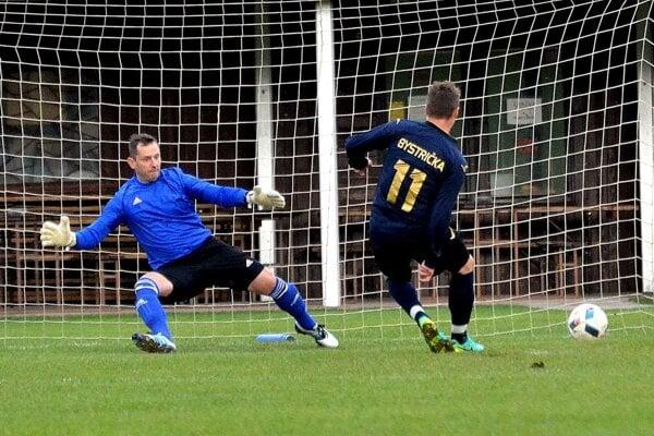 V Sučanoch vyhrá najlepší penaltový strelec 300 eur.