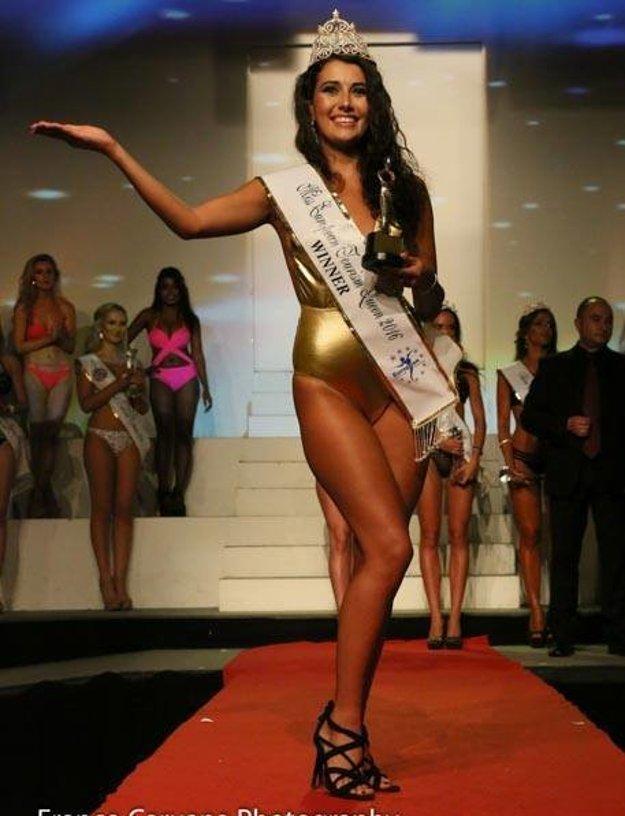Novou Miss európskeho turizmu sa stala súťažiaca z Rumunska.