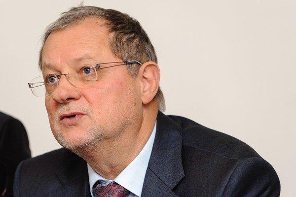 Sergej Kozlík.