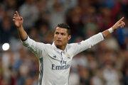 V nominácii podľa očakávania figuruje aj Cristiano Ronaldo.