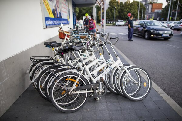 Mesto sa zapojí do budovania siete cyklopožičovní v pohraničí