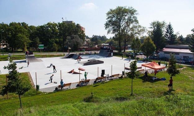 Skatepark Hodonín