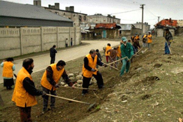 V Prievidzi je v súčasnosti 115 aktivačných pracovníkov.