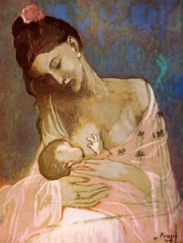 Materstvo, 1909