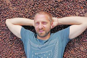 Karol Stýblo, zakladateľ LYRA Chocolate.