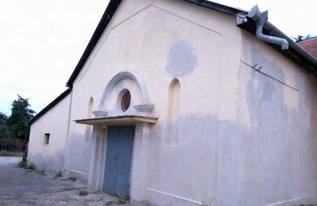 Modlitebňa v Tornali.