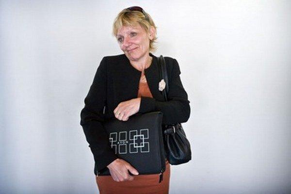 Mária Ritomská.