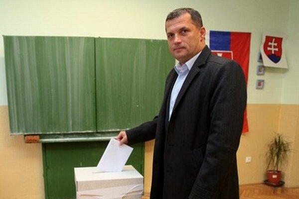 József Nagy kandidoval v trnavskej župe.
