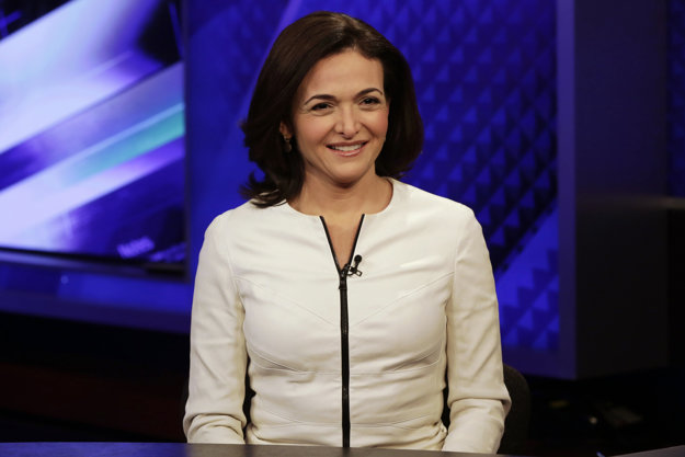 Sheryl Sandberg, Chief Operation Officer v spoločnosti Facebook