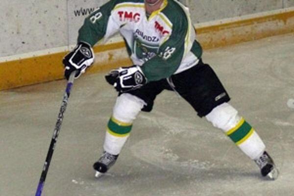 Martin Indrych je najlepším strelcom prvej ligy juniorov.