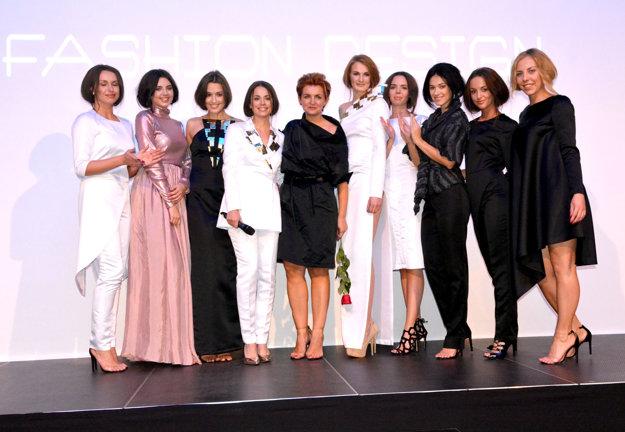 Vydarená šou. Ida Sandor ňou oslávila desaťročnicu v módnom biznise.