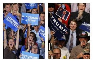 Kampaň pred prezidentskými voľbami vrcholí.