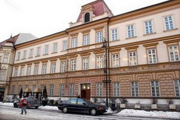 Budova Ústavného súdu.