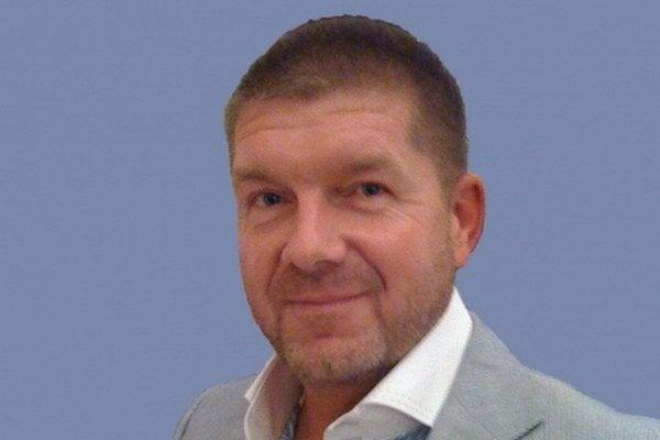Podnikateľ Miroslav Výboh.
