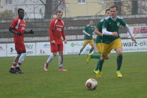 Topoľčany doma porazili súpera o dva góly.