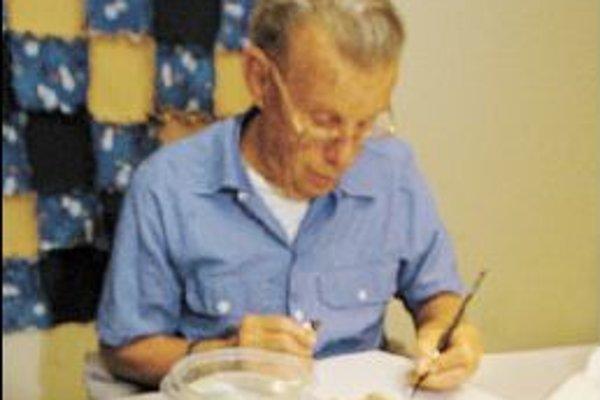 Súčasťou terapie pacientov s Alzheimerovou chorobou je artterapia, kde sú pri kresbe či maľbe nútení tvorivo vyjadrovať svoje pocity. ILUSTRAČNÉ