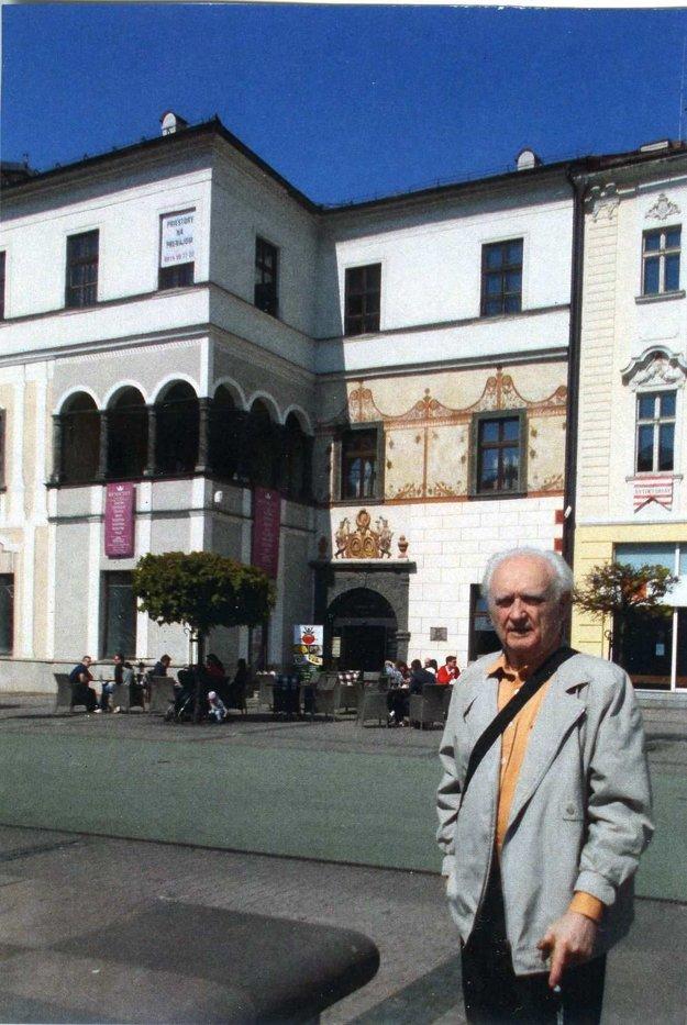 Architekt Stanislav Dúbravec