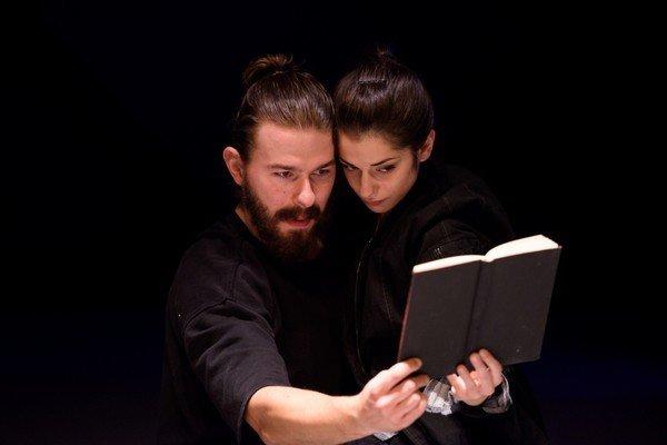 Richard Autner a Monika Potokárová.