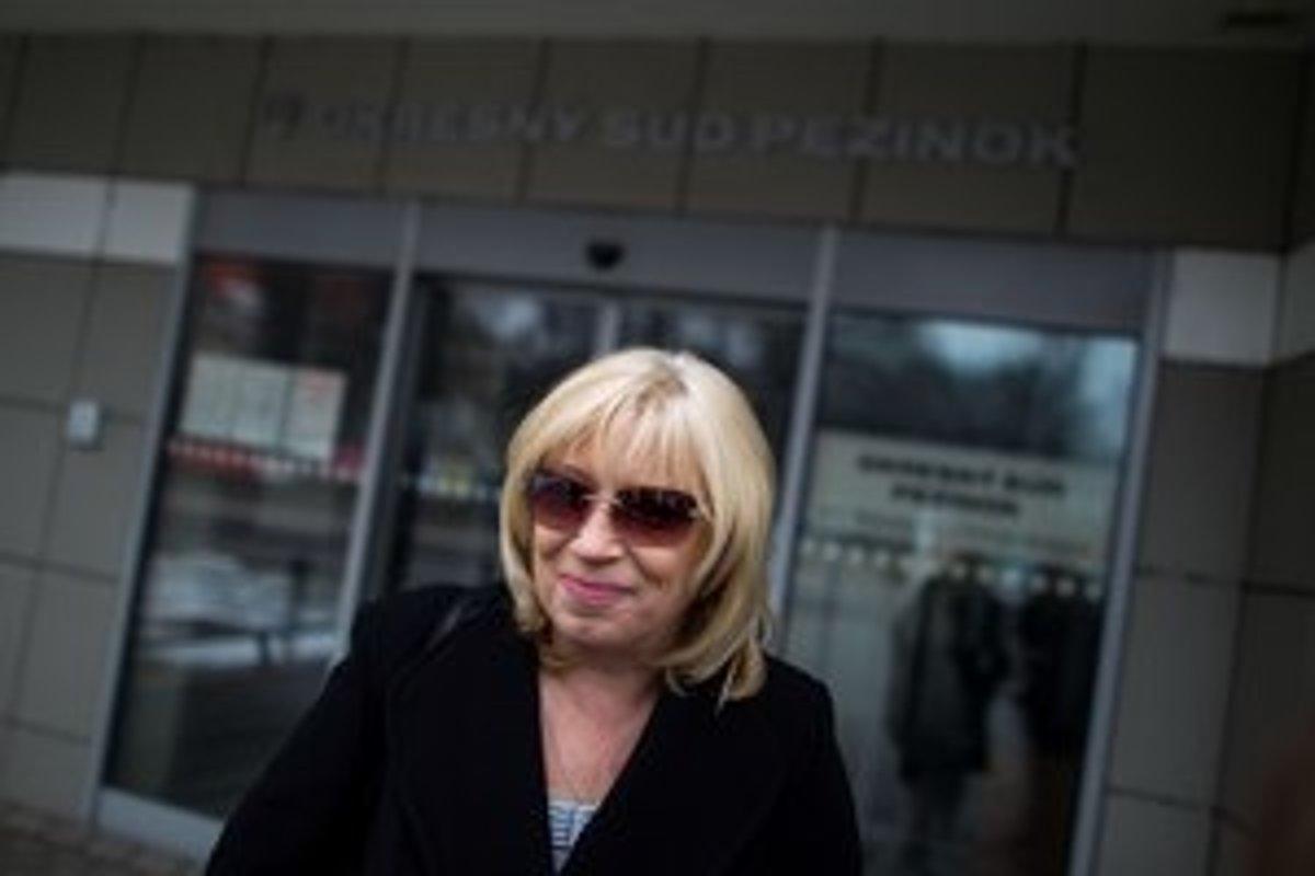 Sudkyňa mohla nájsť Ficovu adresu, tvrdí Kaliňákovo vnútro
