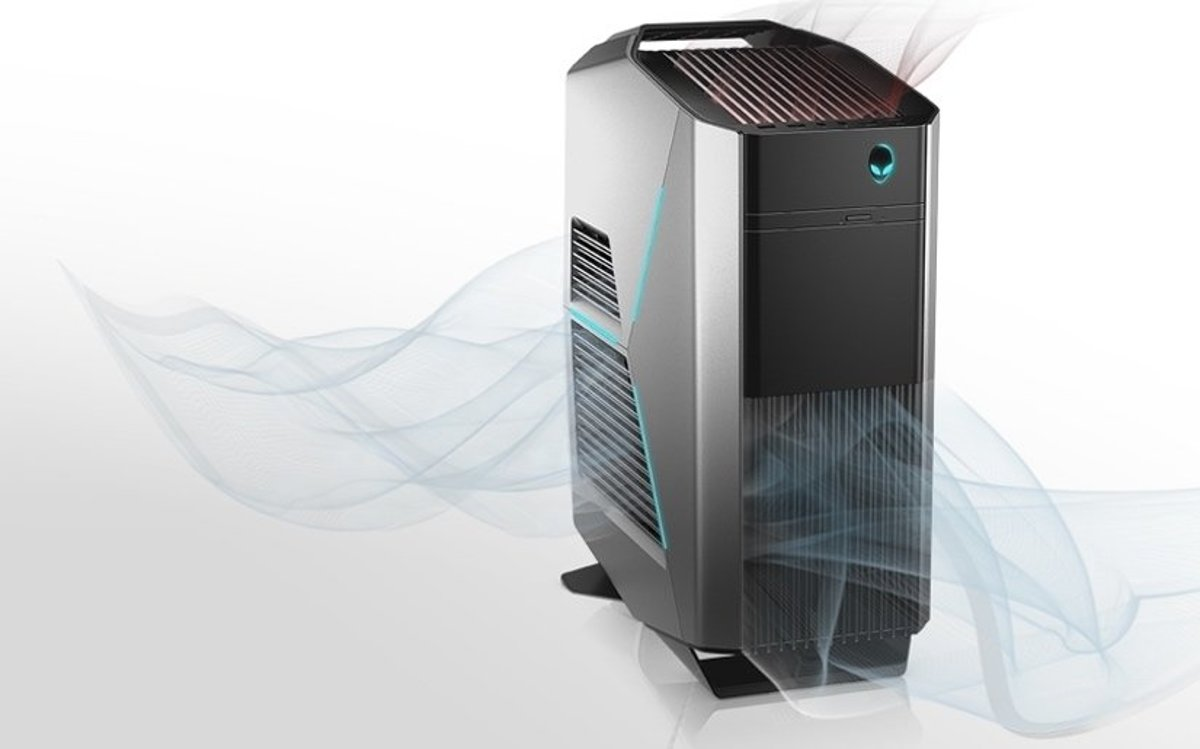 3ce4ed3a3 Test počítaču Alienware Aurora R5 pre virtuálnu realitu - Tech SME