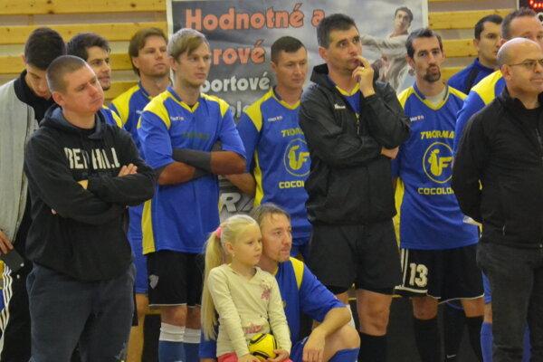 FC Thorma je tradičným účastníkom súťaže.