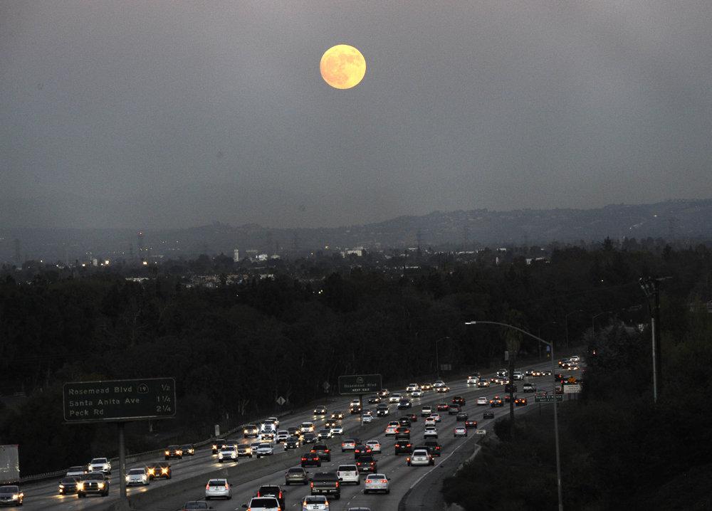 Kalifornské mesto Rosemead. FOTO – SITA/AP
