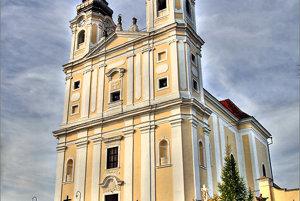 Kostol je pýchou obce