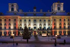 Zámok Esterházy má výnimočnú atmosféru aj cez Vianoce